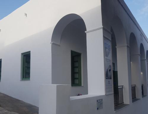 Επισκευή κτιρίου Θηλέων ΤΚ Μήλου