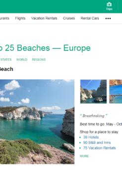 Μια ακόμα διάκριση για τις παραλίες της Μήλου 77787f9f5cf