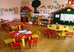 Αγιασμός Παιδικού σταθμού Μήλου