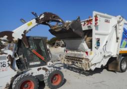 Με επιτυχία συνεχίζεται η ανακύκλωση στρωμάτων από τον Δήμο Μήλου